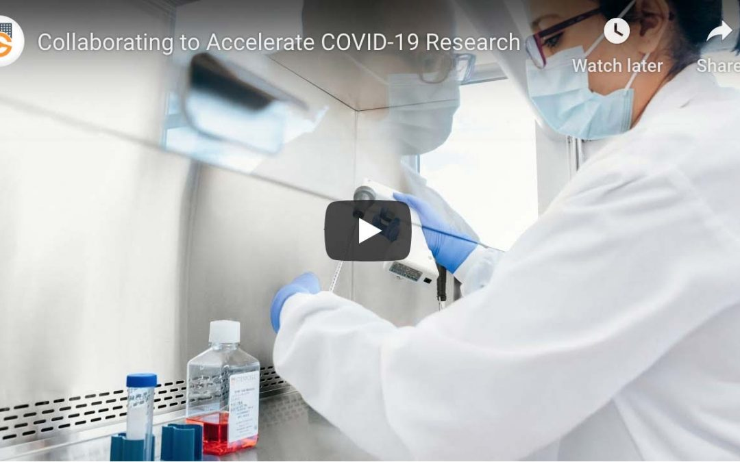 STEMCELL TECHNOLOGIES JOIN THE BATTLE AGAINST COVID19